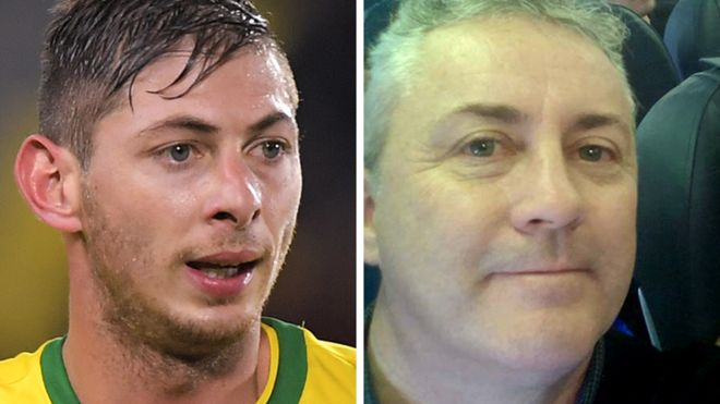 Body recovered from wreckage of plane carrying footballer Sala -UK investigator