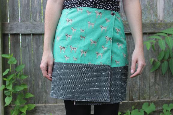Seamwork Osaka skirt