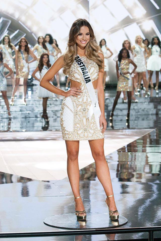 Miss Universe 2015 / Top 15 Announcement | Zar De Misses