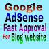 google adsense account.fast approval .for blogger ( ब्लाग मे गुगल एडसेंस कैसे वेरिफाई करे।)