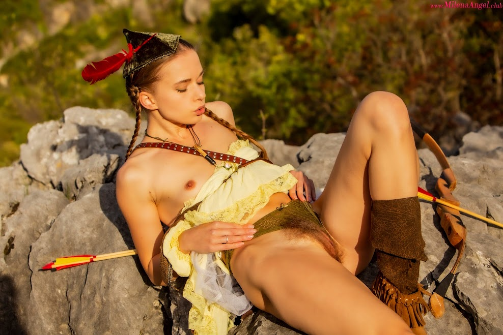[MilenaAngel.Club] Milena Angel - The Legend Of Sherwood