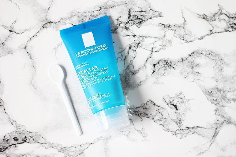Gel de Limpeza Facial Effaclar Concentrado - La Roche-Posay