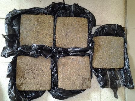 nigerian jailed life marijuana