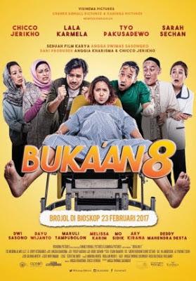 film bukaan 8