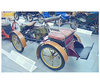 Voiture De Dion-Bouton Quadricycle (1899)