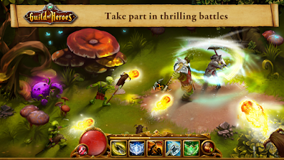 Download Guild Of Heroes v138.6 Apk Terbaru Screenshot 1
