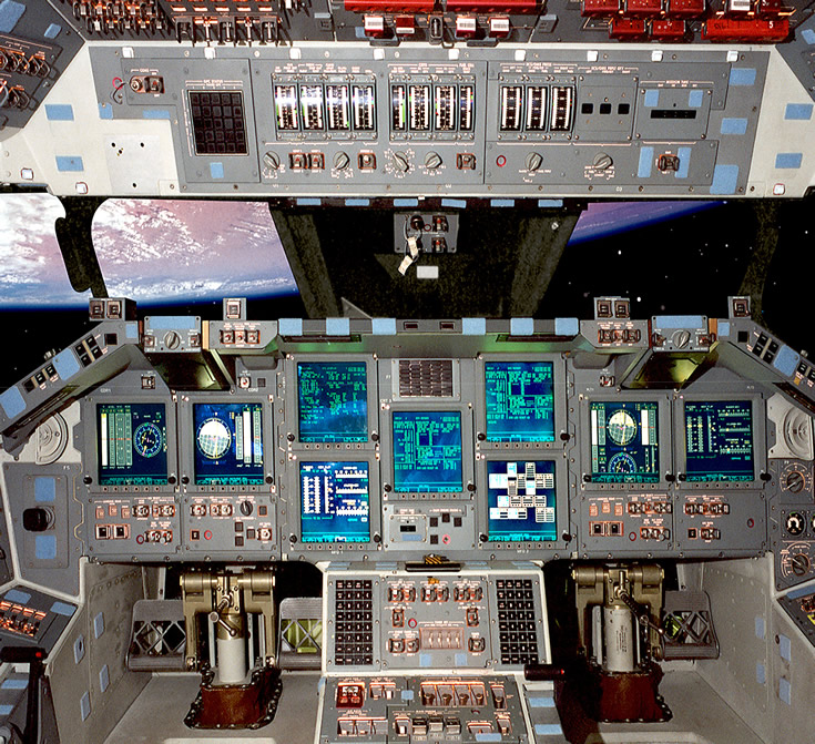A Place For Science In Memory Of The Space Shuttle IMAGES