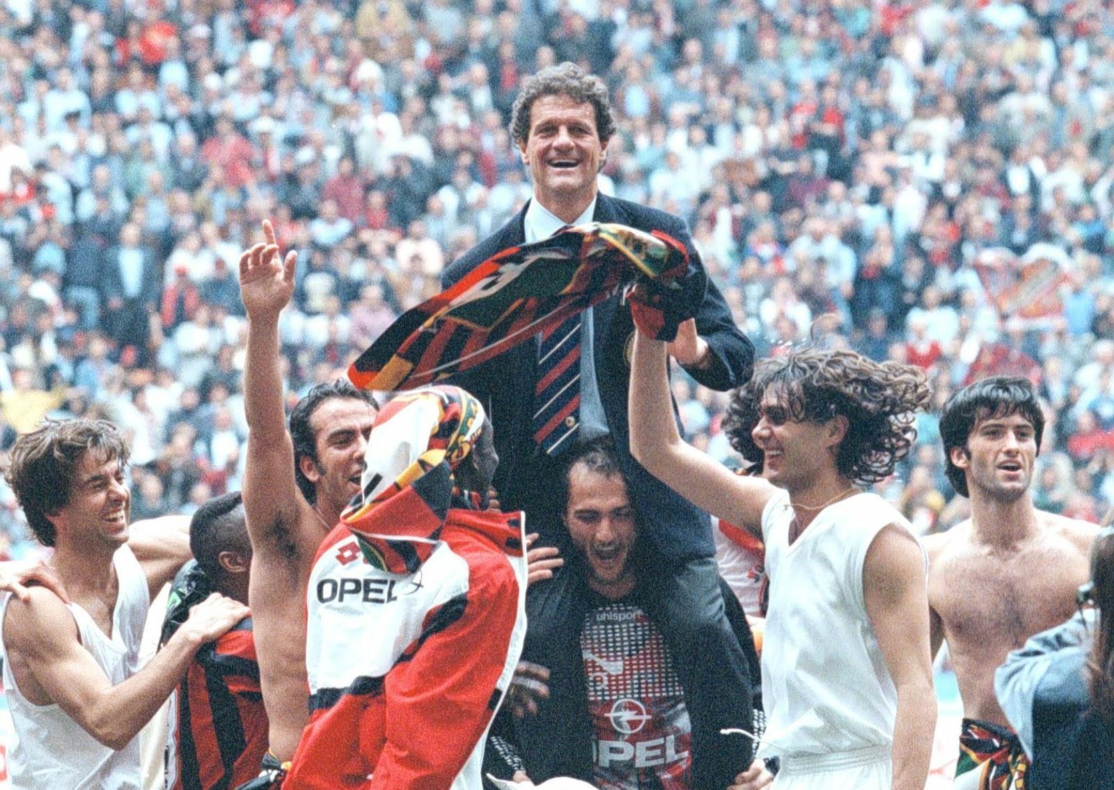 Os 5 maiores técnicos da história do Milan - Calciopédia