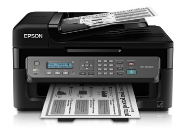 Epson WorkForce WF-M1560 drivers