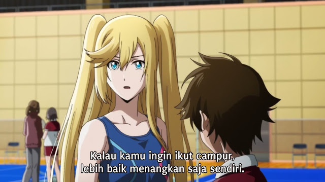 Hanebado Episode 04 Subtitle Indonesia