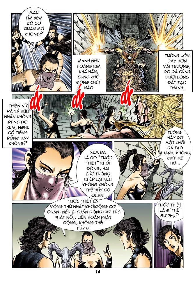 Đại Đường Uy Long chapter 50 trang 14