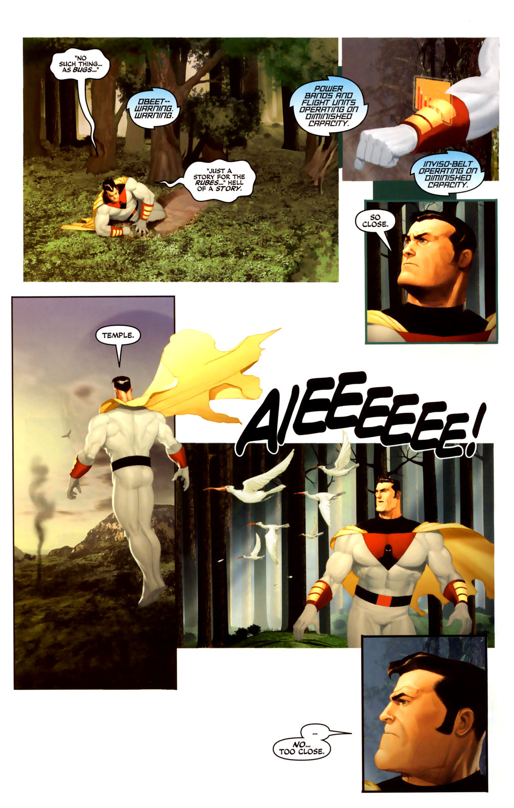 Read online Space Ghost (2005) comic -  Issue #4 - 9
