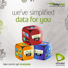 etisalat social packs
