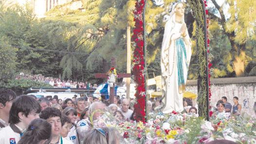 Dia De La Virgen De Lourdes: Mujeres Y Protagonistas Hoy: Dia De La Virgen De Lourdes