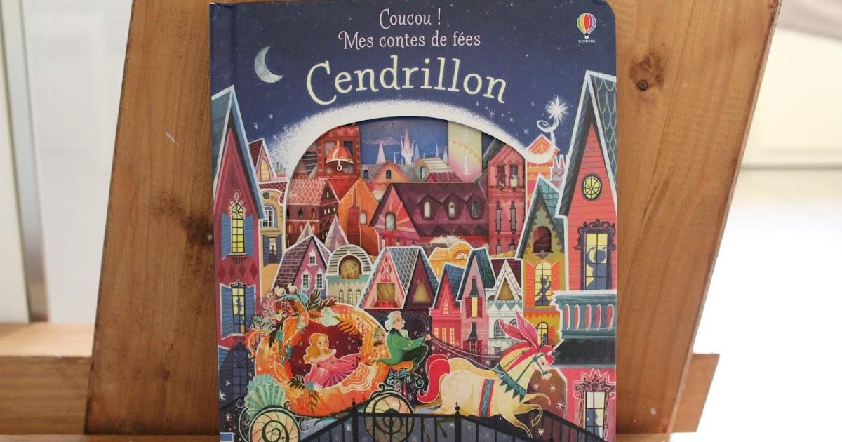 f60d45bd2e0 Coucou! Mes contes de fées  Cendrillon - Editions Usborne