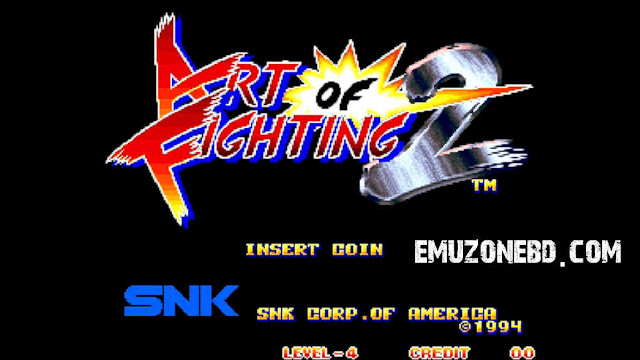art-of-fighting-2-rom-neo-geo