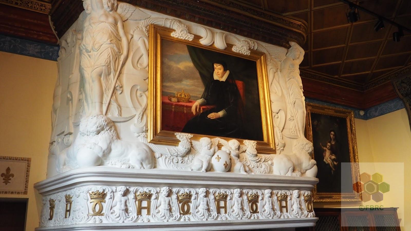 Vu d 39 ici lu ailleurs le ch teau de chenonceau for Chateau chenonceau interieur