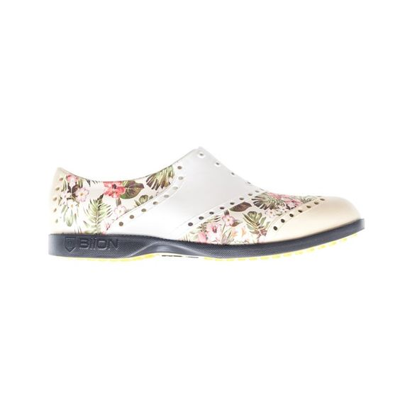 Biion Floral wingtip