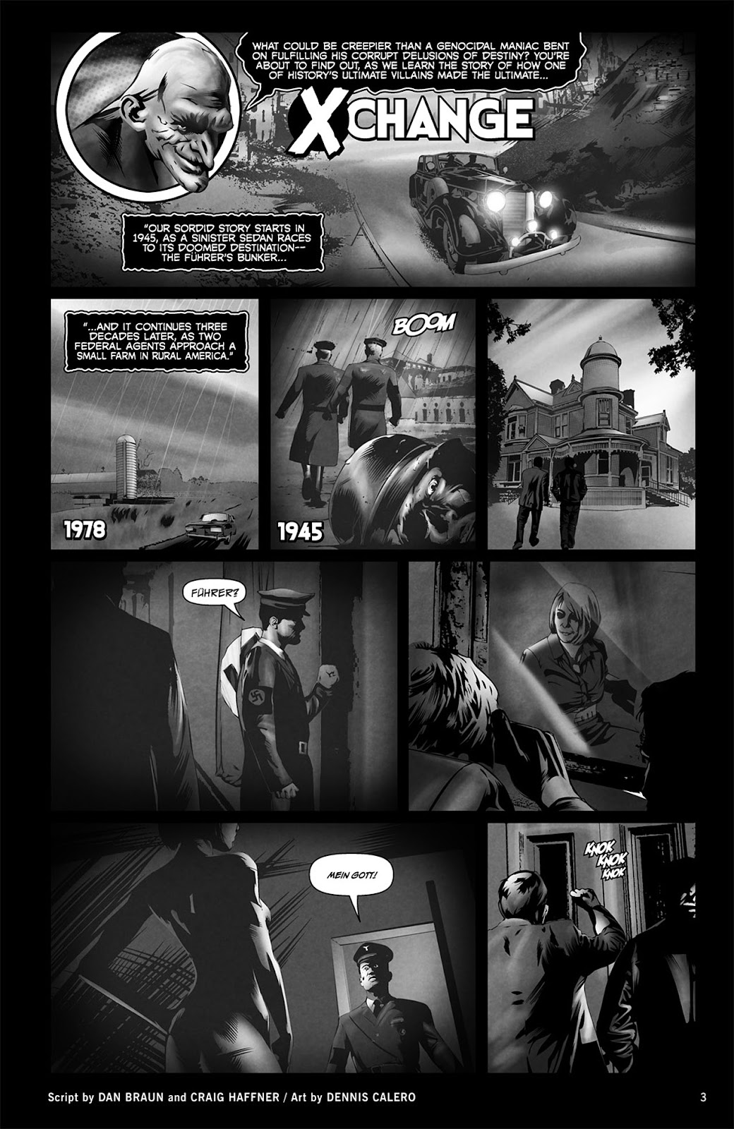 Creepy (2009) Issue #3 #3 - English 5