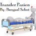 Transfer Pasien, Alasan, Jenis, Standar Dan Tujuan