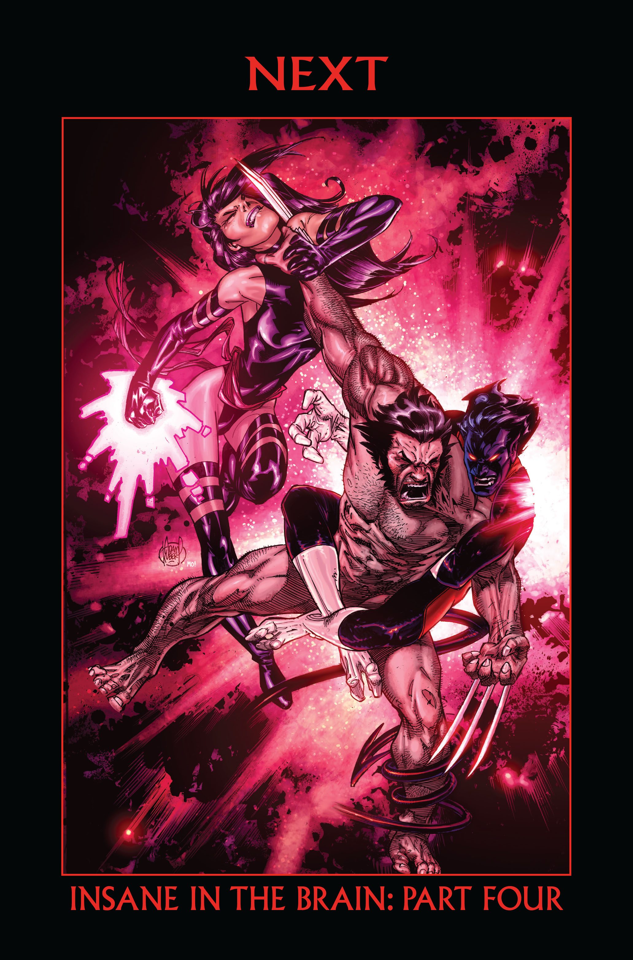 Read online Wolverine: Weapon X comic -  Issue #8 - 25