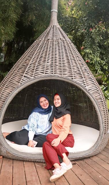 Staycation di Hotel Bintang 5