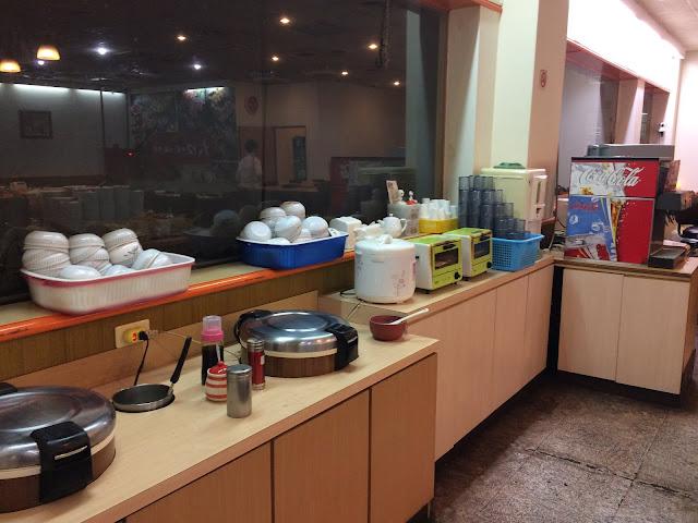 大口平價火鍋、牛排(太平店)湯、飯、烤箱