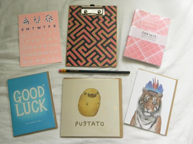 The Papergang, The Papergang Box, Papergang, July Papergang,