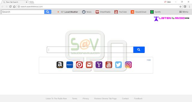Search.searchlttrnow.com (Hijacker)