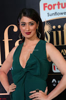 Laxmi Rai in a Deep neck Beautiful Green Gown Cute Actress Laxmi Rai ~  082.JPG
