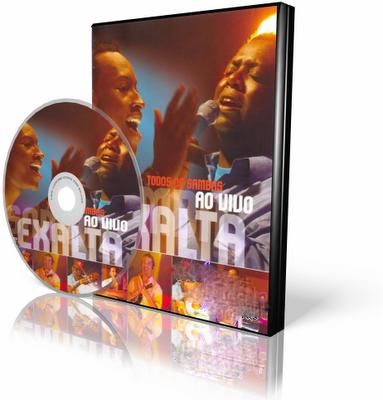 Baixar DVD Exaltasamba - Todos Os Sambas (Ao Vivo)