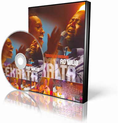 DVD Exaltasamba - Todos Os Sambas (Ao Vivo)