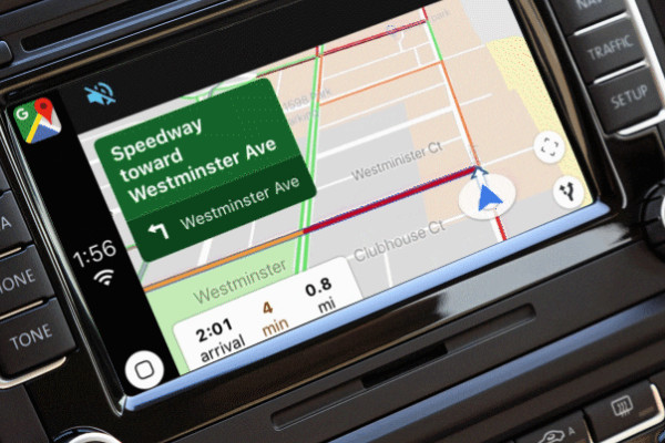 Google Maps comes to Apple CarPlay with iOS 12