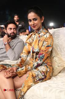 Actress Rakul Preet Singh Stills in Short Dress at Dhruva Pre Release Function  0076.JPG