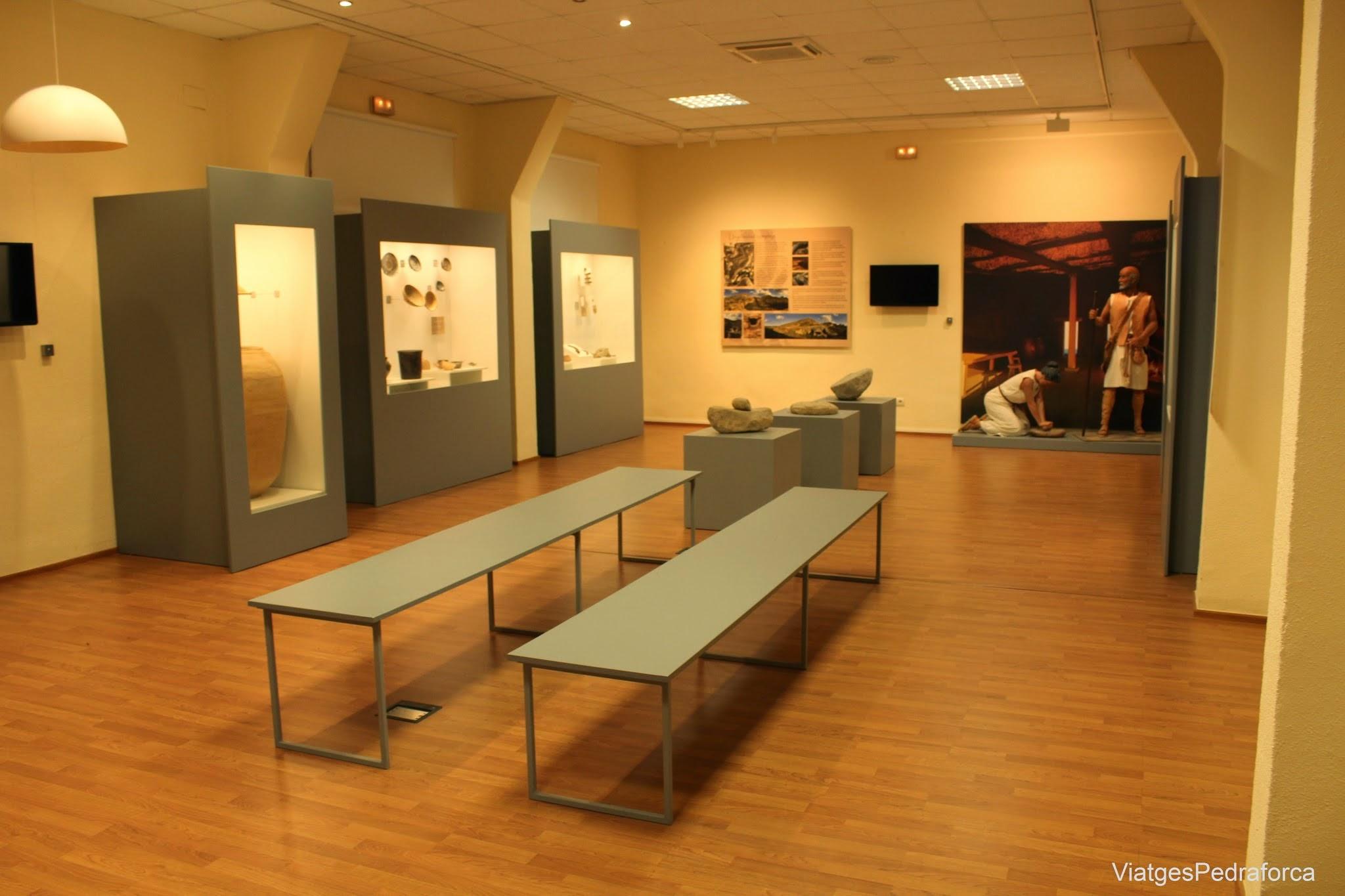 Museo y centro de interpretacion del yacimiento celtibero de Contrebia Leucade