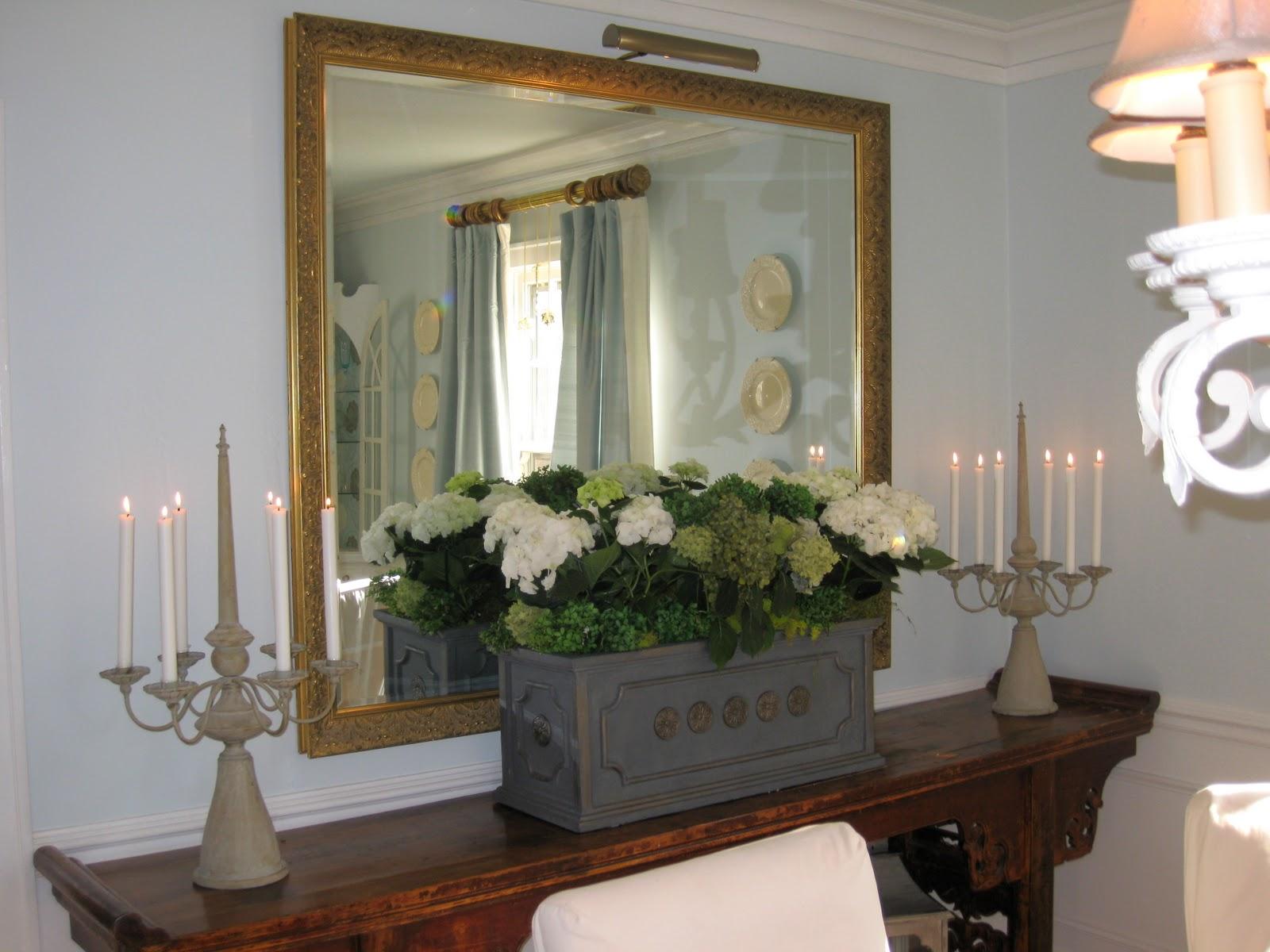 Rue De Emily Dining Room Redo In Blue Of Course