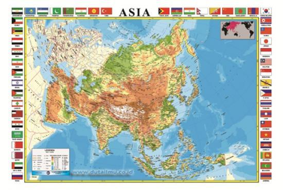 Benua Asia  Pendidikan 60 Detik