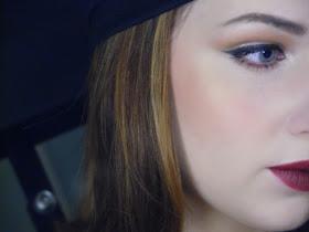 trucco con eyeliner