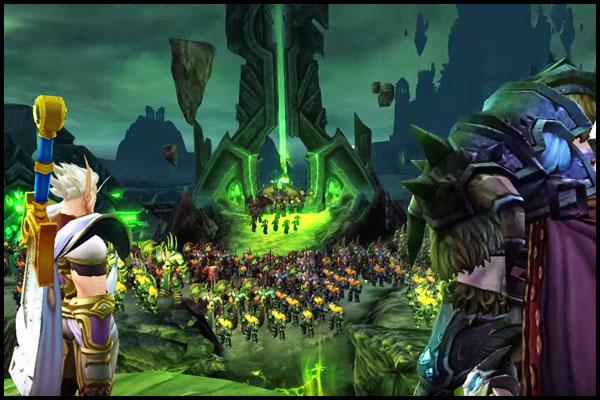 World Warcraft Legion Standard PC Mac