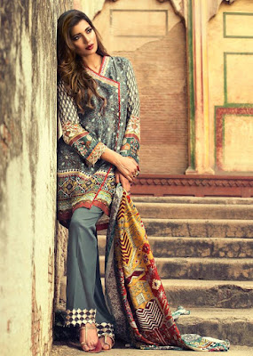zara-shahjahan-silk-winter dresses-collection-for-women-1