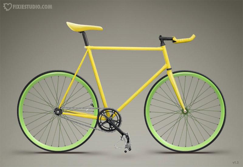 Frame Sepeda Fixie Yang Bagus - Sepeda Lipat