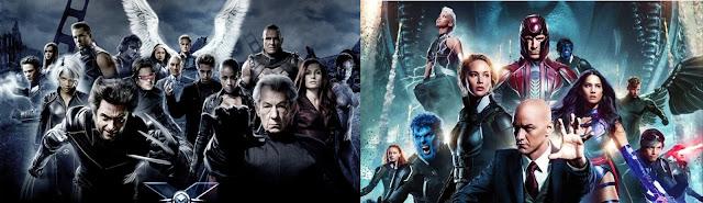 Люди-Ікс: Остання битва та Люди-Ікс: Апокаліпсис