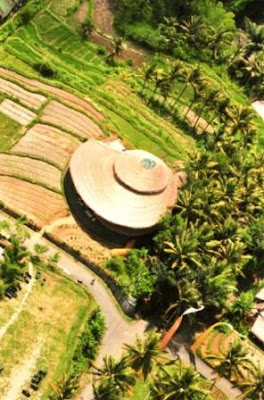 Lokasi Green School Bali