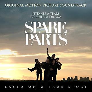 Spare Parts Song - Spare Parts Music - Spare Parts Soundtrack - Spare Parts Score