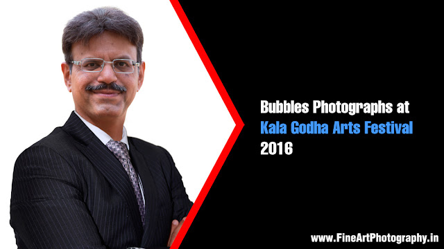 Bubbles Photographs at Kala Godha Arts Festival 2016