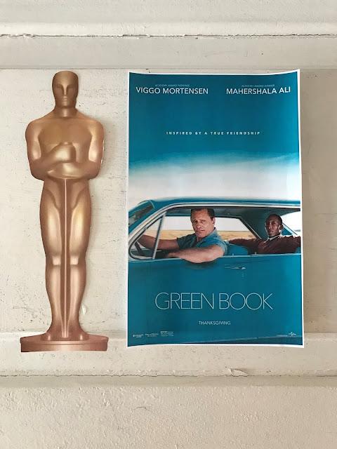 Óscares 2019 As escolhas das miúdas estatueta cartaz green book armazém de ideias ilimitada