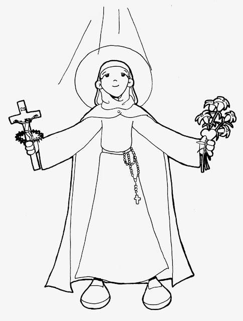 La Catequesis (El blog de Sandra): Recursos Catequesis Santa ...