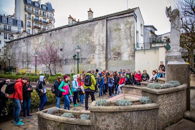 przewodnik po Paryżu wycieczki z dziećmi