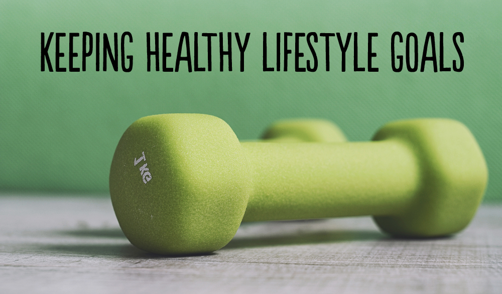 Ideas for maintaining your healthy lifestyle goals throughout the year.