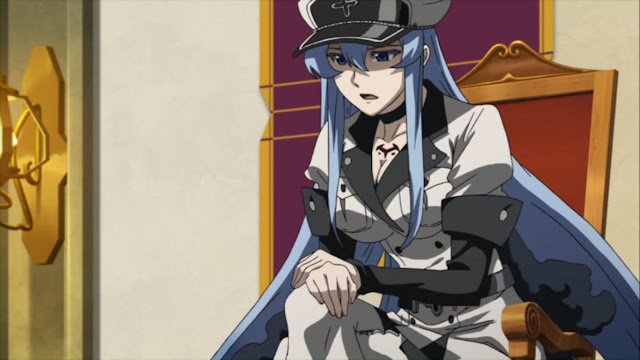 One of many Esdeath moments.
